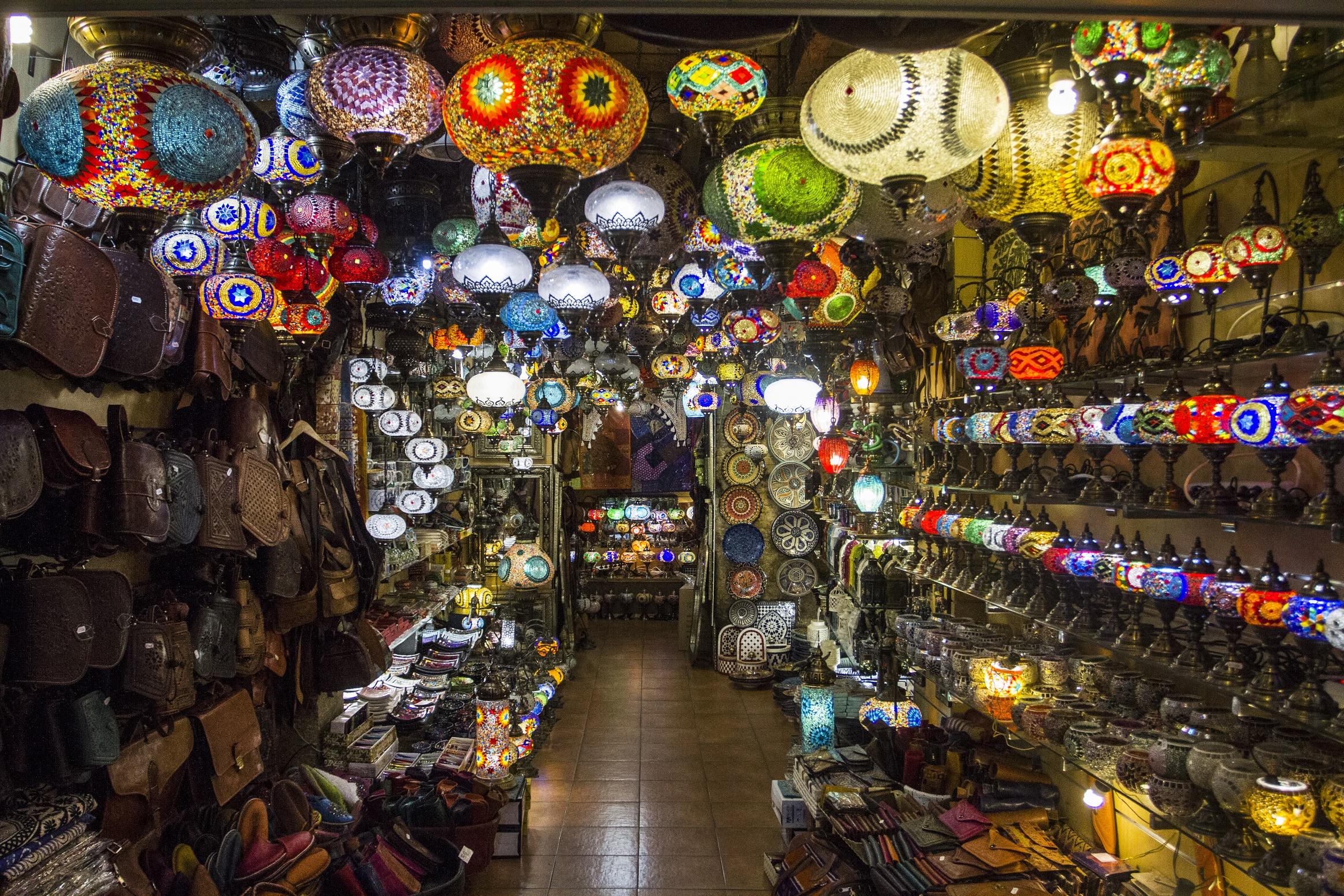 Granadai bolt, Albayzin ( mor negyed )