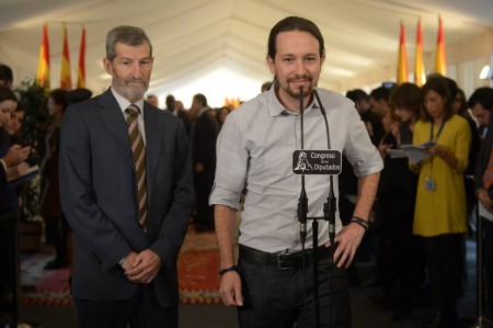 Fotó: Podemos/Facebook