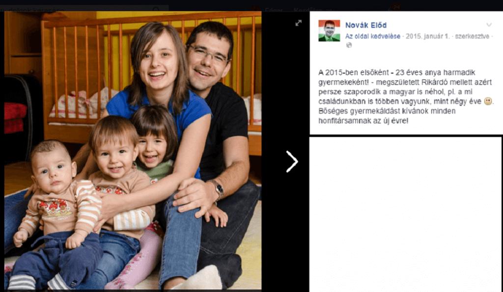 Novák Előd - Facebook
