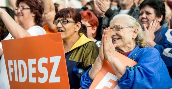 A Századvég szerint a Fidesz szavazói (Forrás: hellodelsomogy.hu)
