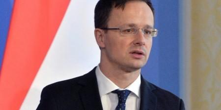 Magyarország külügyminisztere (MTI-fotó: Máthé Zoltán)