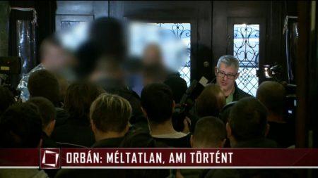 Annyira méltatlan, ami történt, hogy a rendőrség még mindig nem hallgatta ki a Nemzeti Választási Irodánál történt bűncselekményre emlékeztető ügy gyanúsítottait. A nyomozási idő pedig előbb-utóbb lejár (Fotó: via TV2)