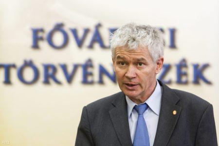 Polt legfőbb ügyész, a magyar jogállam rákos daganata (Fotó: MTI/Szigetváry Zsolt)