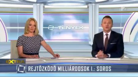 Vadonatúj sorozat a TV2-n: rejtőzködő magyar milliárdosok (Felvétel: TV2/Tények)