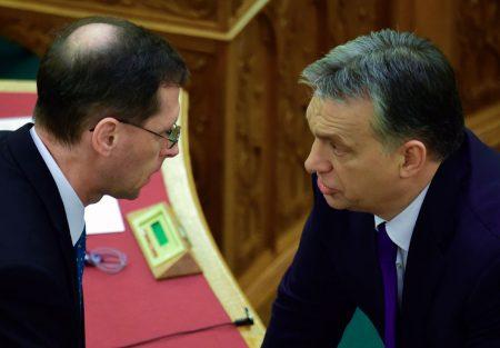Varga Mihály befejezi, amit Németh Szilárd elkezdett (Fotó: AFP/Attila Kisbenedek)