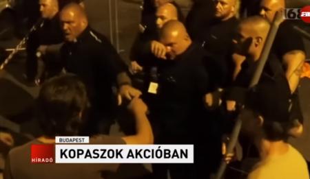 A rezsim kopaszai (Fotó: ATV/Youtube)