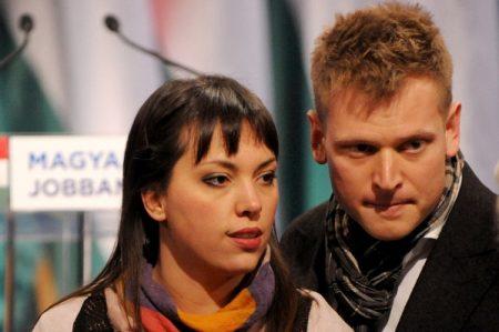 A Tiborcz-Orbán királyi pár (Fotó forrása: Népszava)