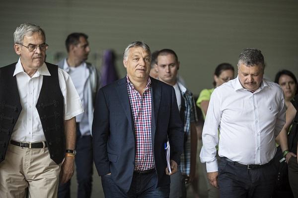 MTI Fotó: Miniszterelnöki Sajtóiroda / Szecsődi Balázs