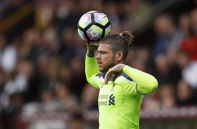 Alberto Moreno - Liverpool (Fotó: Reuters / Lee Smith)
