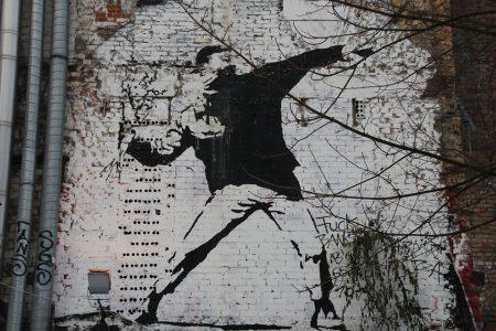 Illusztráció: Banksy