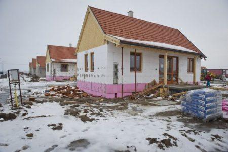 2013 január, az építkezés ideje Forás: kormanyzat.hu/Fotó:  Pelsőczy Csaba