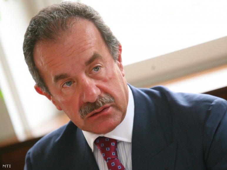 Heinrich Pecina, az osztrák médiagazdasági guru és dörzsölt üzletember