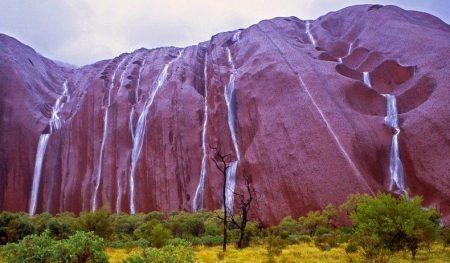 Esőzés Ausztráliában