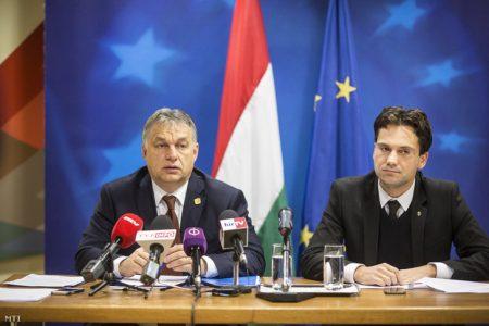 Fotó: Miniszterelnöki Sajtóiroda / Szecsõdi Balázs / MTI