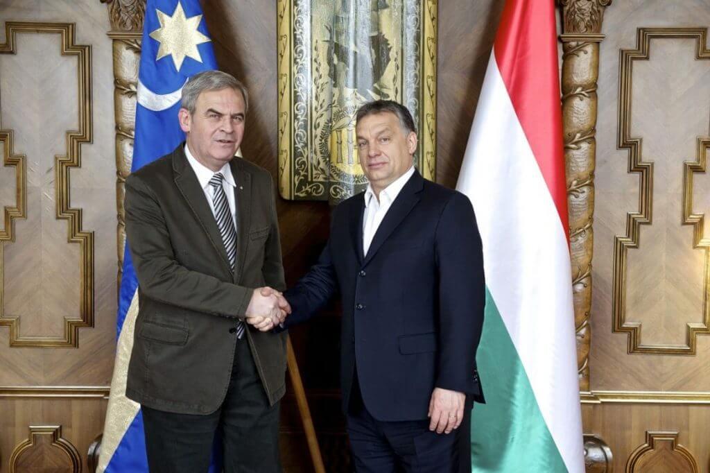 Fotó: Miniszterelnöki Sajtóiroda/Árvai Károly/MTI