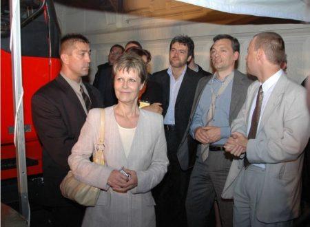 Választási győzelmi buli 2004-ben (Forrás: fidelitas.hu)