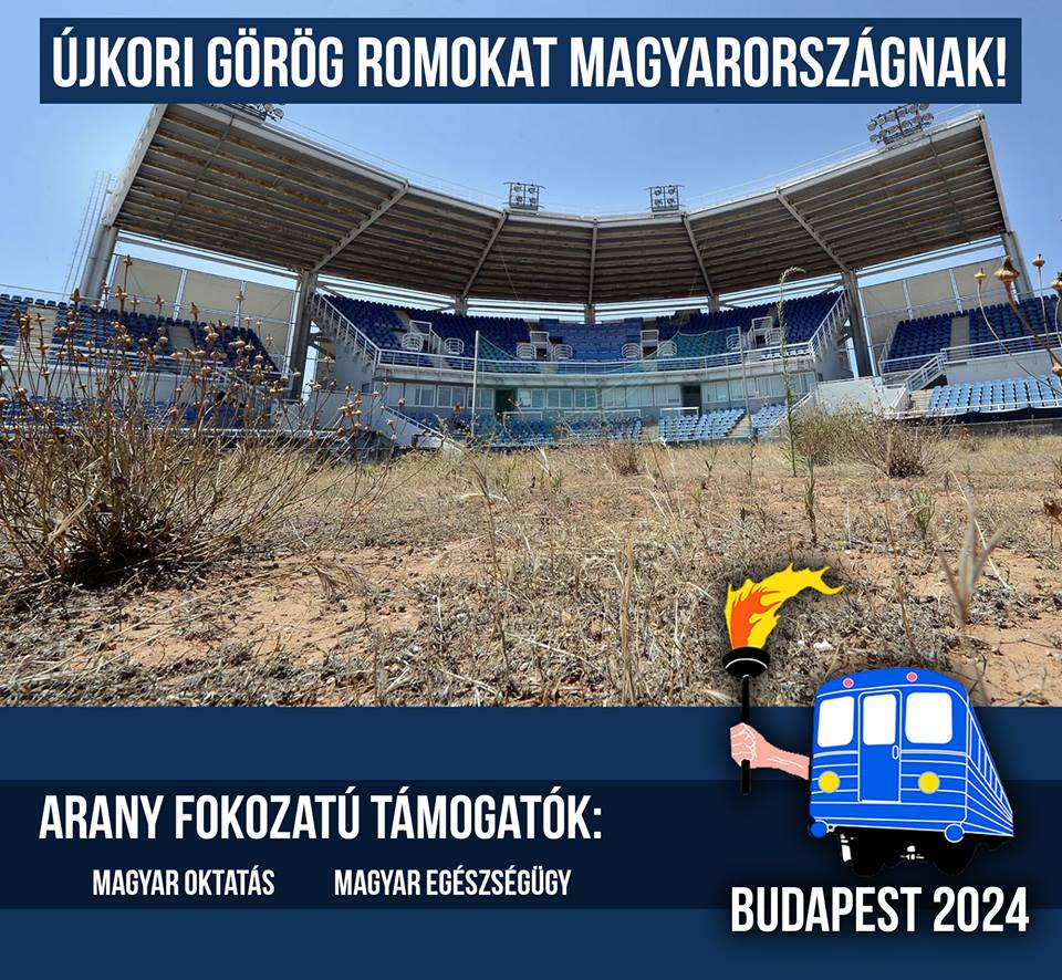 Kép: Magyar Kétfarkú Kutya Párt/Facebook
