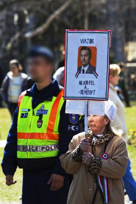2012. március 15. Fotó: Lázár Gergő