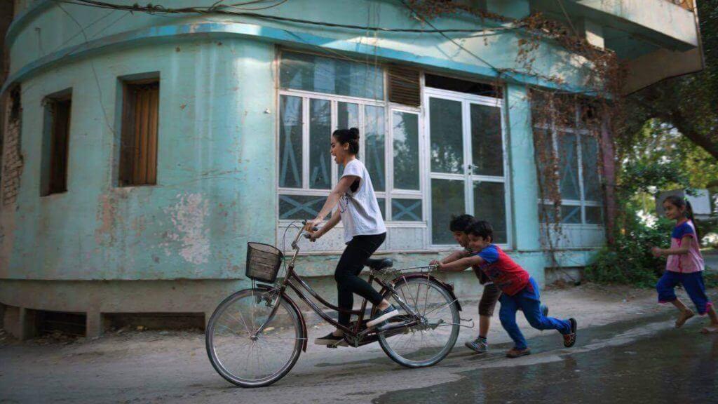 Forradalmár bicajon