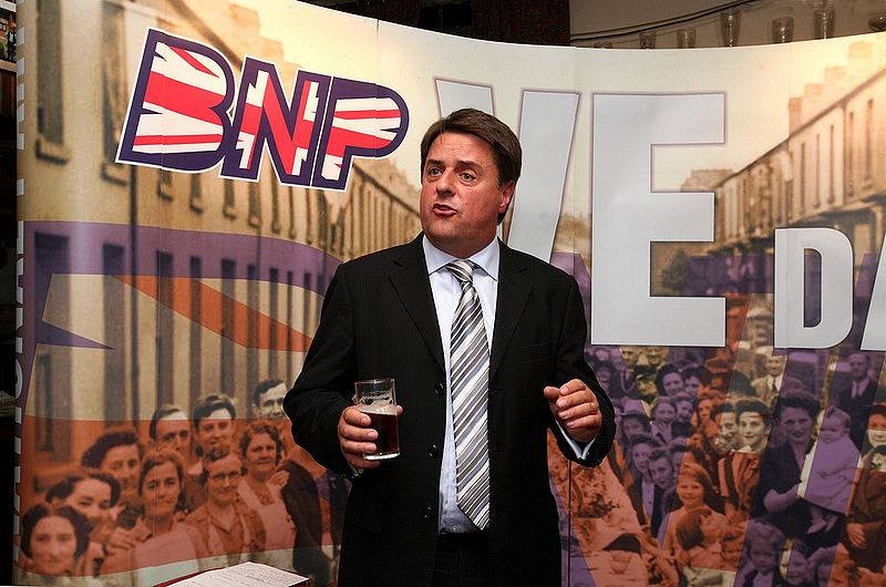 Nick Griffin Fotó: Wikipedia