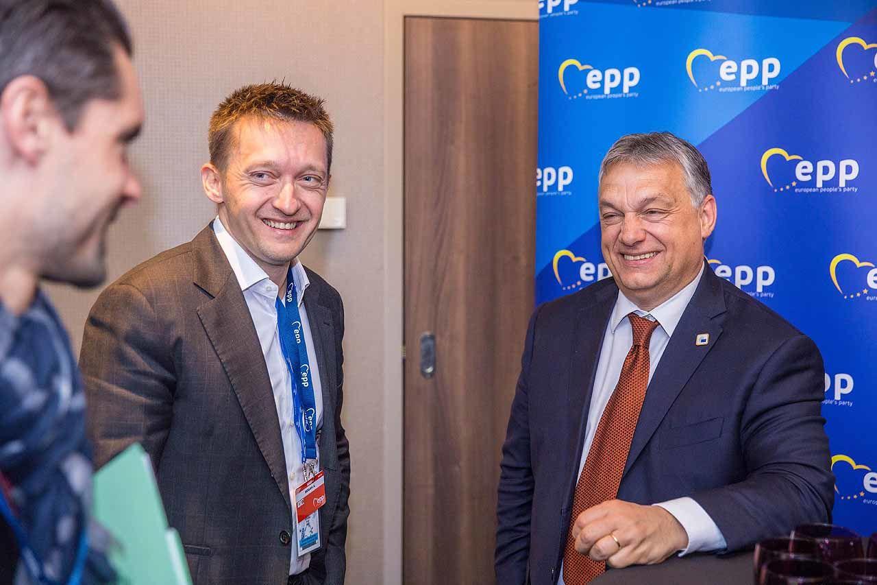 Fotó: Európai Néppárt/MTI