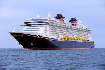 A Disney egyik hajója