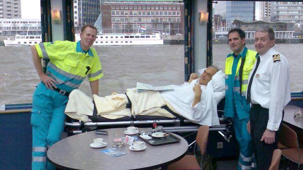 Fotó: Ambulance wish foundation