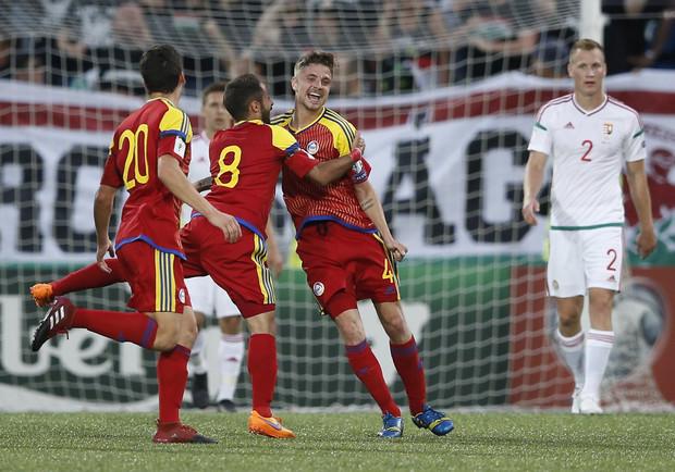 Andorrai öröm, magyar bánat (Fotó: MTI)
