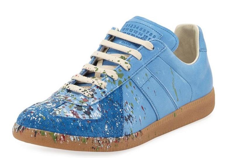 150 000 forint értékű madárszar mintás cipő