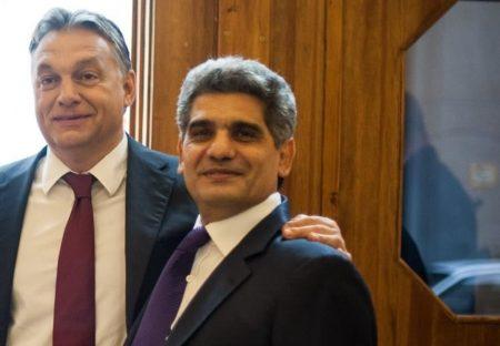 Korrupték egymás között (Fotó: Facebook/Orbán Viktor)