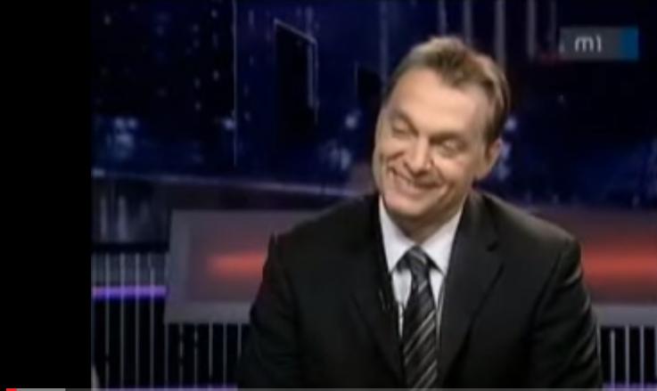 2007 - az őszödi beszédről beszél a jövendő miniszterelnök