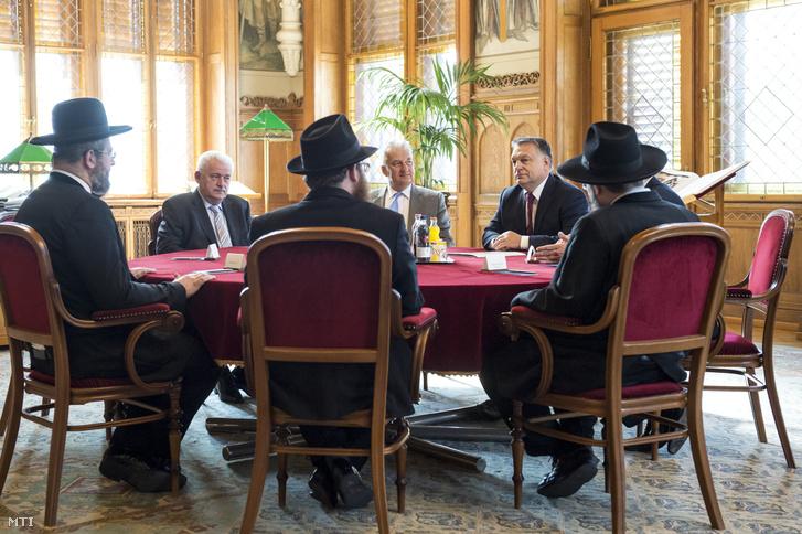 Fotó: Miniszterelnöki Sajtóiroda / Árvai Károly / MTI