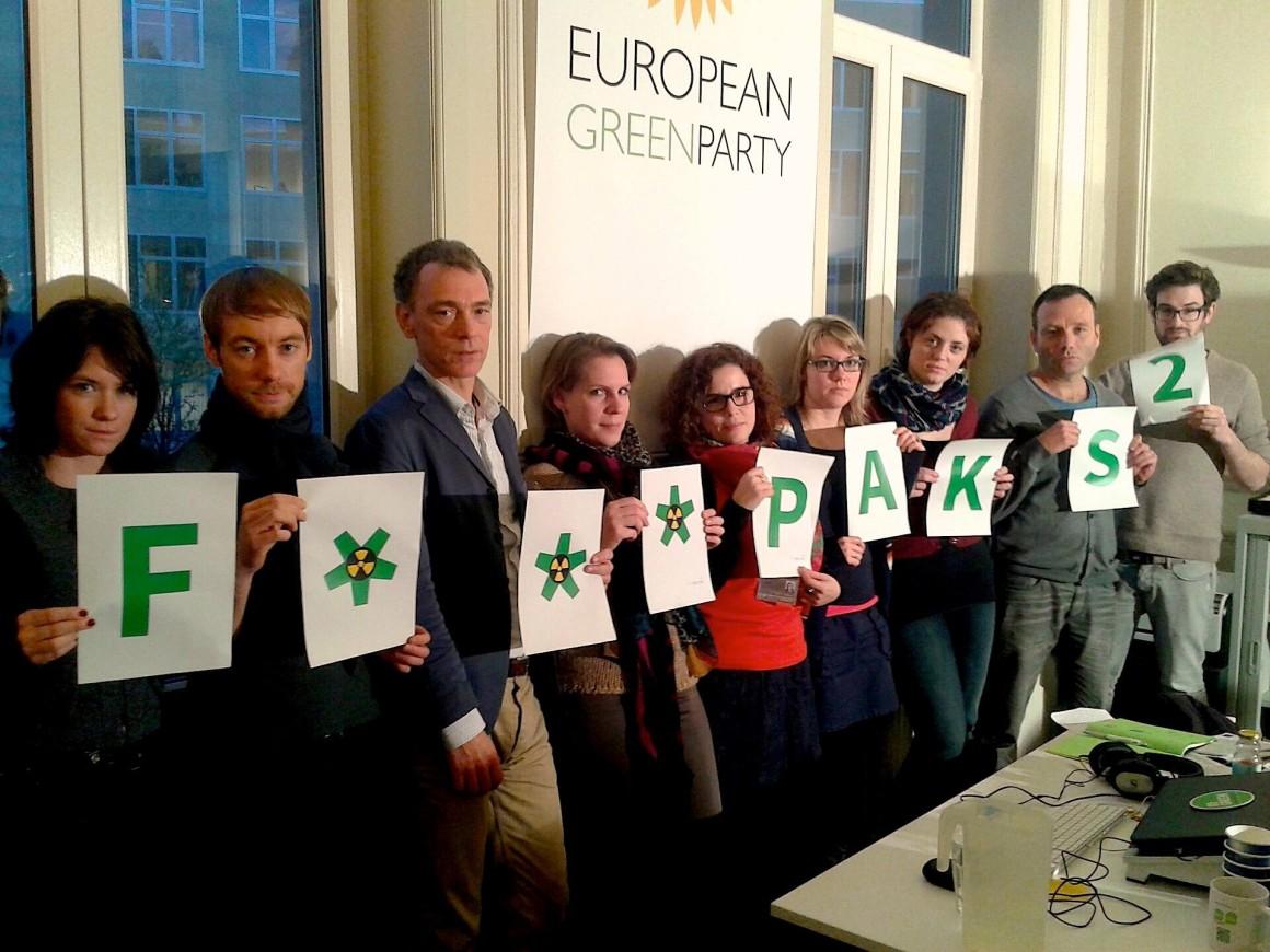 Képünk illusztráció: Facebook/Európai Zöldpárt