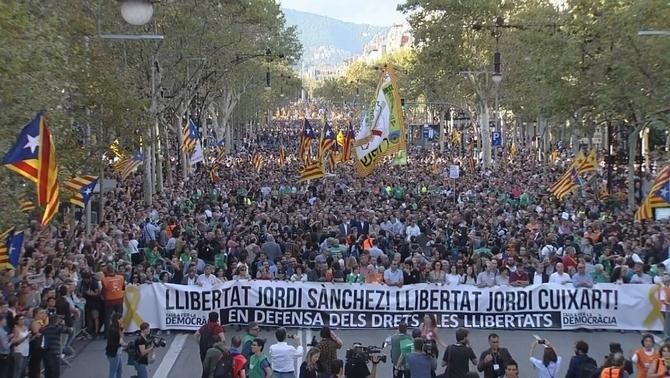 Katalónia, a demokrácia hazája
