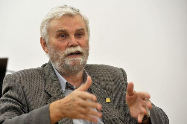 Mellár Tamás közgazdász (Fotó: MTI/Kovács Attila)