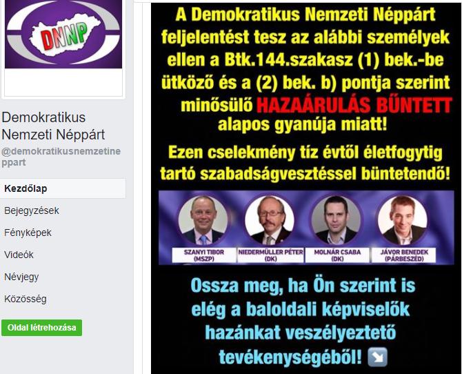 Forrás: DNNP/Facebook