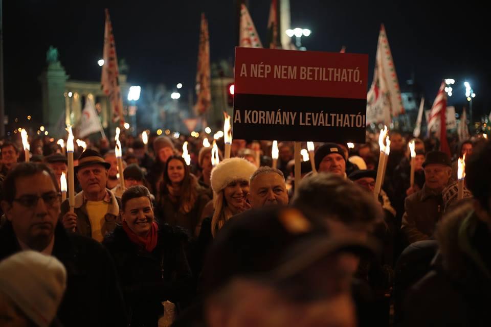 Fotó: Facebook/Jobbik Magyarországért Mozgalom