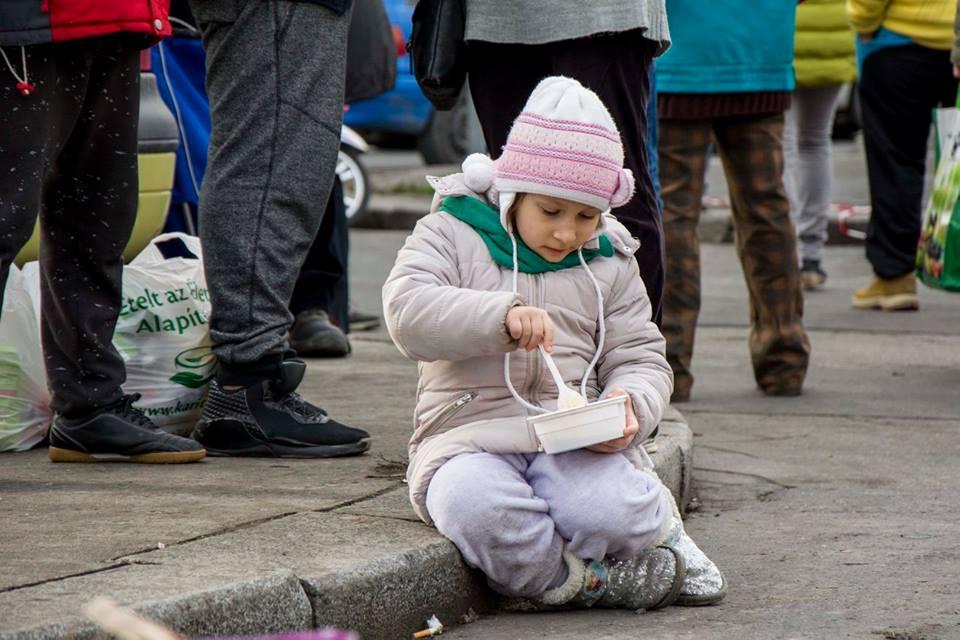 Fotó: Ételt az Életért Alapítvány